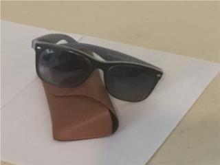 Gafas Rayban originales. NEGRA Y GRIS ES ANCHITA, Puerto Rico