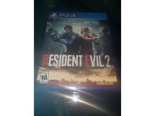 Resident Evil PS4, Puerto Rico