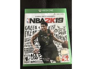 NBA 2K19 de Xbox One, Puerto Rico