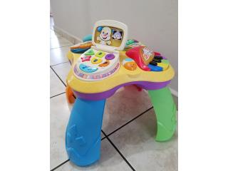 Fisher price learn and laught table, Puerto Rico