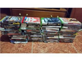 juegos de diferentes consolas, Puerto Rico