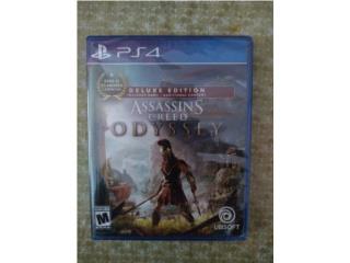 Vendo Assassin's creed Odyssey en$25, Puerto Rico