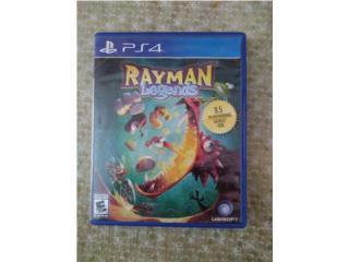 Vendo Rayman en $20, Puerto Rico