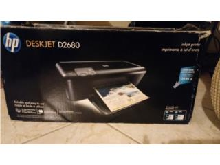 Printer hp Deskjet 2680 $30, Puerto Rico
