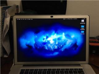 MacBook Pro 2012 15 pulgadas, Puerto Rico