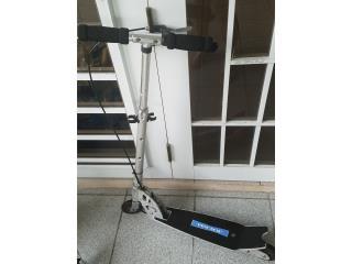 Scooter Vector, Puerto Rico
