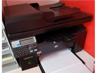 Printer HP como nuvo wi-fi, Puerto Rico