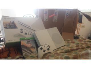 Xbox one 500g, Puerto Rico
