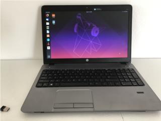 Laptop hp 120gb ssd 8gb ram, Puerto Rico