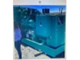 PLANTA ELECTRICA CUMMINS DIESEL 750 KW, Puerto Rico
