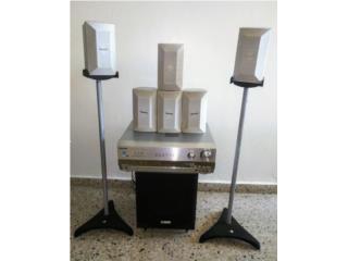 Receiver Panasonic SA-HE300 Home Theather 6.1 130w, Puerto Rico