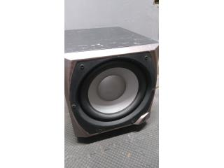 Subwoofer infinity, Puerto Rico