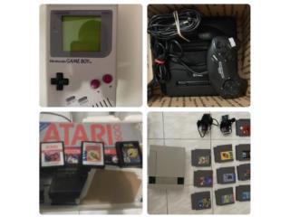 Se Venden Consolas Retro Originales (Leer Desc.), Puerto Rico