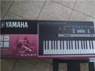 Piano Yamaha E243, Puerto Rico