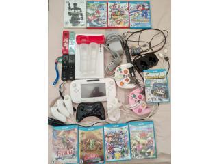 Wii u con muchos extras, Puerto Rico