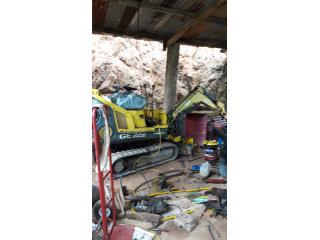 Mini excavadora gehl ge222, Puerto Rico