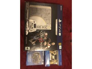 PS4 Pro God Of War Edition, Puerto Rico