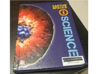 Se Vende libro de Ciencia Octavo Grado, Puerto Rico