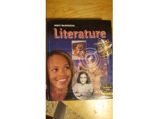 Literature 8, Puerto Rico