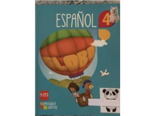 Español 4 SM, Puerto Rico