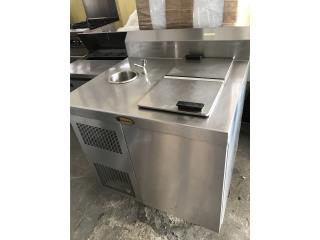 Frezzer de helados , Puerto Rico