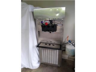 Máquina de hacer mantecado inmaculada , Puerto Rico