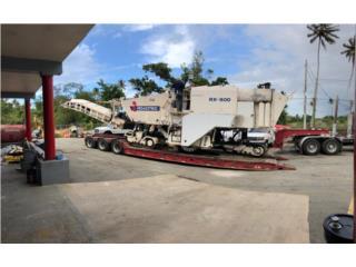 2007 Milling asphalt profiler , Puerto Rico