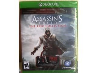Assassins Creed The Ezio Collection, Puerto Rico