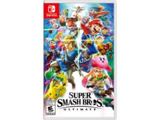 Super Smash Bros. Ultimate, Nintendo Switch, Puerto Rico