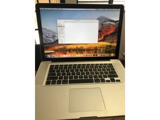 MacBook Pro 15inch i7 Photoshop,finalCut,offi, Puerto Rico