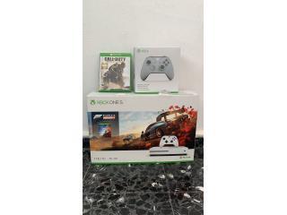 Xbox one s, Puerto Rico