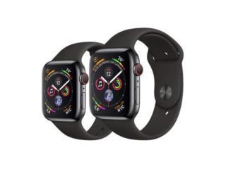 Apple Watch serie 4 44MM Gps+LTE, Puerto Rico