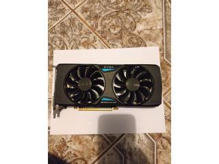 Tarjeta gráfica: Nvidia GTX 970 SC ACX 2.0, Puerto Rico