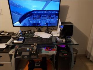 Simulador de vuelo completo, Puerto Rico