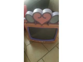 Tv para niña, Puerto Rico