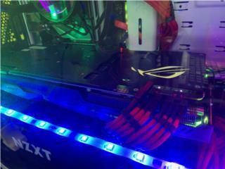 NVIDIA 1080 ASUS RGB A8G- TARJETA GRAFICA *EN CAJA, Puerto Rico