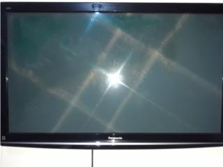 Televisor  panasonic  plasma , Puerto Rico