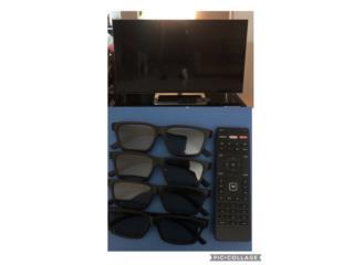 TV LED 3D Vizio 55