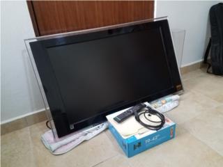 TV Sony Bravia XBR 42' , Puerto Rico