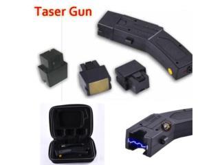 Taser Gun, Puerto Rico
