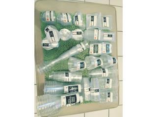 Envases plásticos para bebidas y entremeses, Puerto Rico