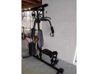 Maquina de ejercicios, Puerto Rico