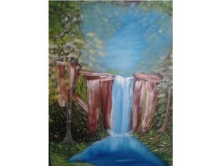Pintura al Oleo, Original $100 Aprovecha!, Puerto Rico