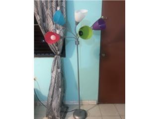 Lámpara Multicolor $20 - Hace juego con todo! *_*, Puerto Rico