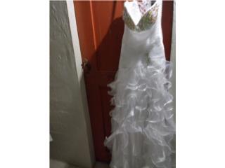 Vestido para boda, Puerto Rico
