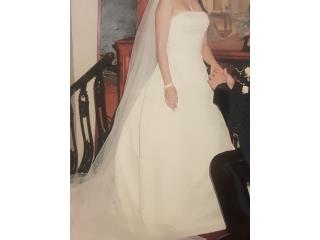 Traje de novia , Puerto Rico