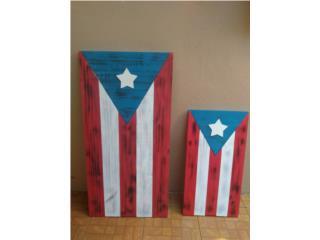 Banderas Rusticas Artesanales, Puerto Rico