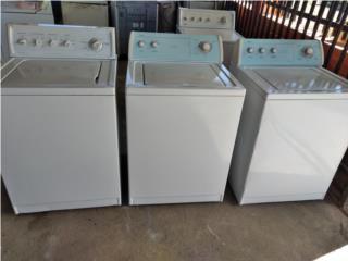 Lavadoras usadas no dijitales, Puerto Rico