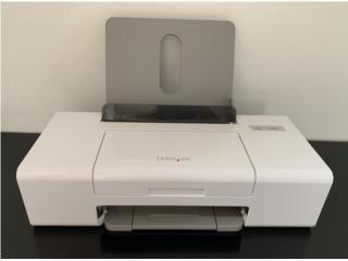 Printer Lexmark, Puerto Rico