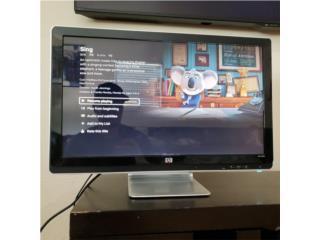 Monitor de computadora HP 23 HDMI HD 1080, Puerto Rico